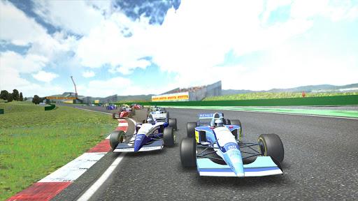 Formula Classic - 90's Racing screenshot 2