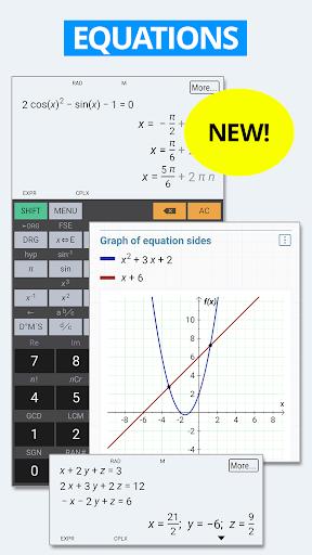 HiPER Scientific Calculator screenshot 2