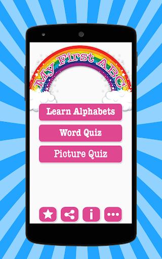 My First ABC Alphabets screenshot 2