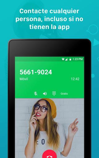 Nextplus: Llama Gratis   Texto screenshot 9
