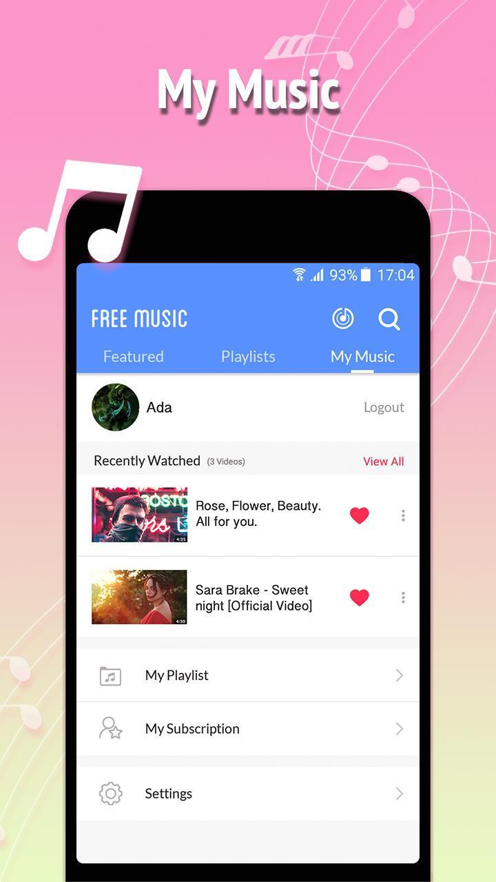 Free Music स्क्रीनशॉट 6