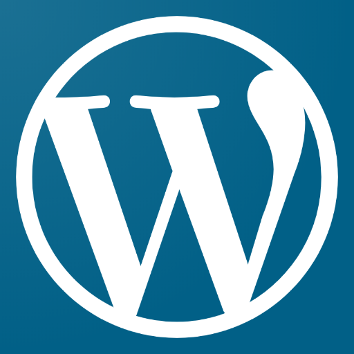 WordPress أيقونة
