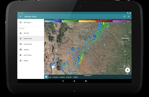 Weather Forecast 14 days - Meteored News & Radar 13 تصوير الشاشة