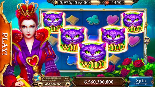 كازينو ماكينات السلوت المجانية -ألعابScatter Slots 7 تصوير الشاشة