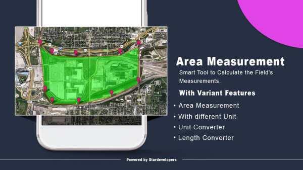 Gps Area Measurement screenshot 1