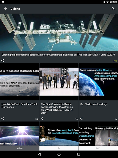 NASA screenshot 11
