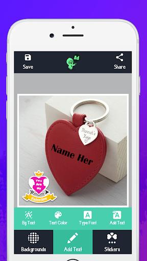 Name On Necklace - Name Art screenshot 6