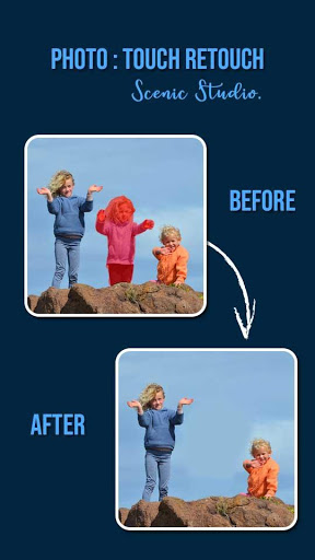 Touch Retouch - Remove Object from Photo screenshot 4