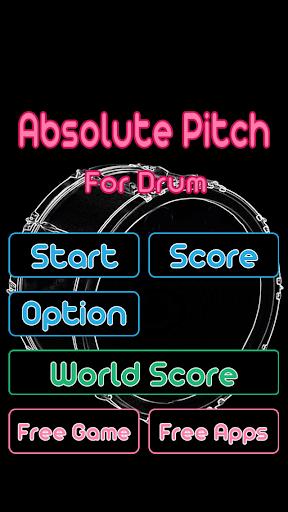 Drums Perfect Pitch - Rhythm sound practice game. 3 تصوير الشاشة