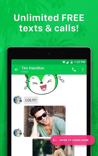 Nextplus Free SMS Text   Calls скриншот 15