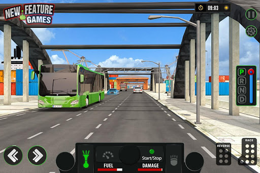 Super Bus Arena: Modern Bus Coach Simulator 2020 screenshot 8