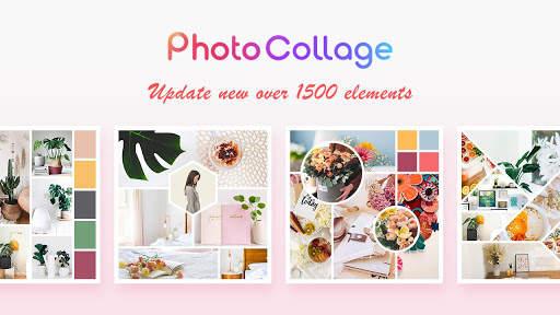 Photo collage, Photo frame screenshot 1
