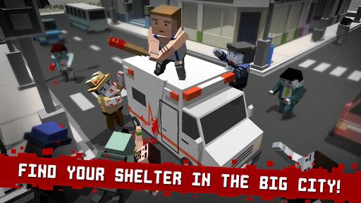 Cube Z (Pixel Zombies) screenshot 7