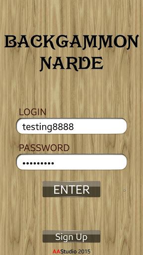 Backgammon - Narde screenshot 2