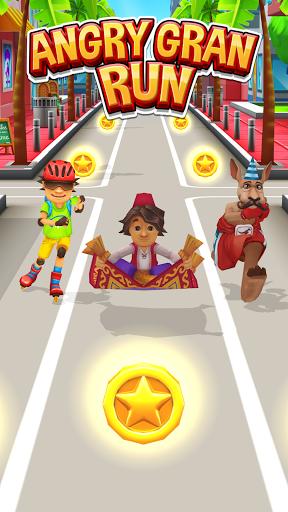 Angry Gran Run - Running Game скриншот 4