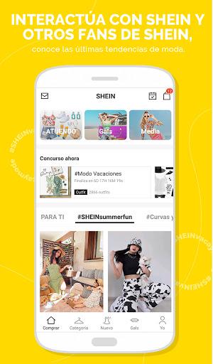 SHEIN - Las tendencias más calientes & de moda screenshot 8