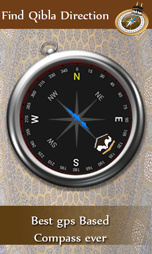 Qibla Compass - Find Direction screenshot 2