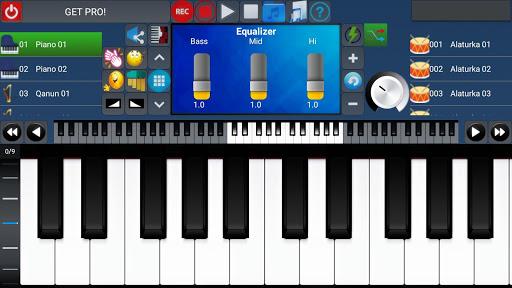 Portable ORG Keyboard 7 تصوير الشاشة