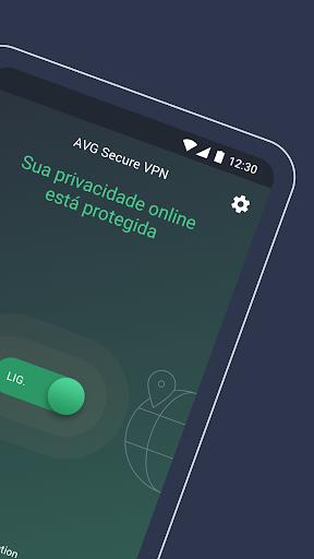 AVG VPN Segura – Proxy VPN ilimitados, Privada VPN screenshot 2