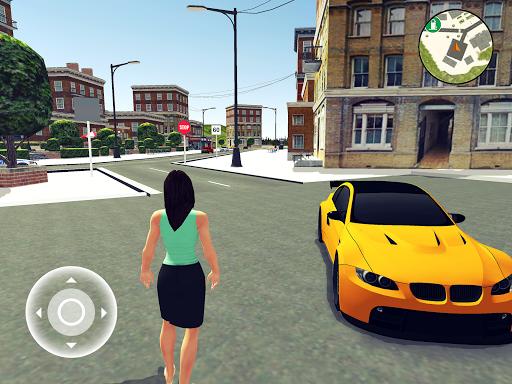 Driving School Simulator 2020 8 تصوير الشاشة