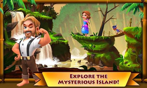 Shipwrecked:Castaway Island 7 تصوير الشاشة