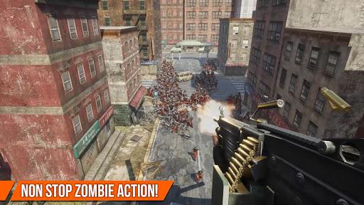ZOMBIE: DEAD TARGET - game offline terbaik 2020 screenshot 3