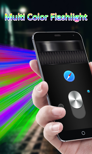 Flashlight : Flash On Call & sms Alert screenshot 1