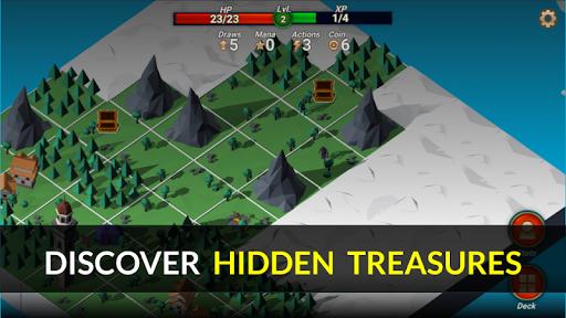 Quest Lands : Slay the Titan - Roguelike Card RPG screenshot 4