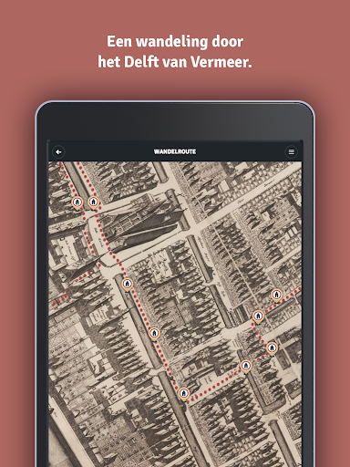Wandelroute 'Waar is Vermeer?' screenshot 7