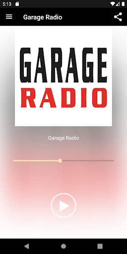 Garage Radio screenshot 1
