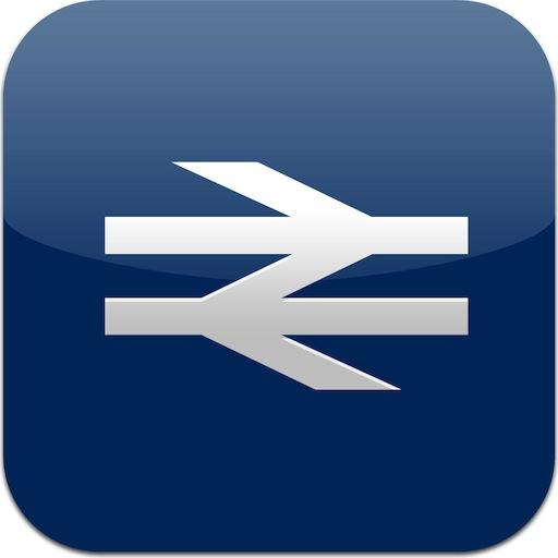 National Rail Enquiries أيقونة