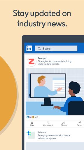 LinkedIn: Jobs, Business News & Social Networking screenshot 7