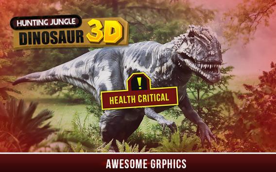 صيد الديناصورات الغابة 6 تصوير الشاشة