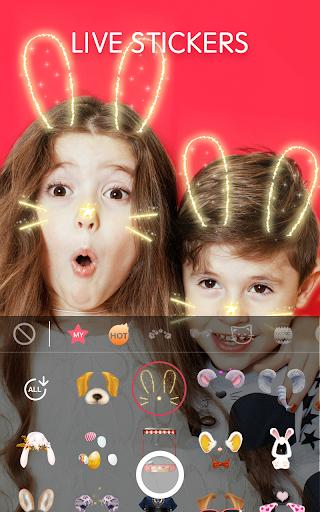 Sweet Snap Face Cam - Selfie Edit & Photo Filters screenshot 1