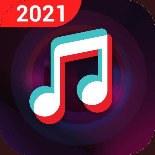 مشغل موسيقى و Equalizer-Free تنزيل مشغل موسيقى أيقونة