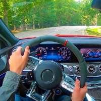 Racing in Car 2021 - вождение внутри автомобиля 20 on APKTom