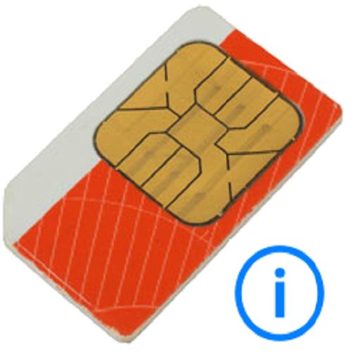 SIM Card Details أيقونة