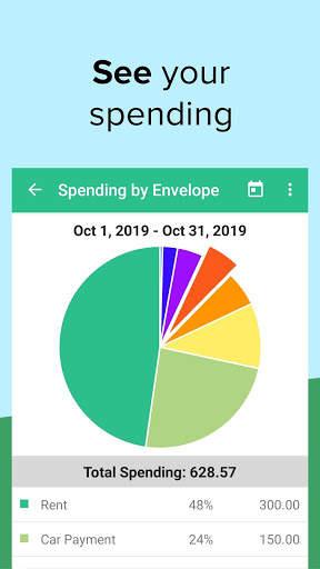 Goodbudget: Budget & Finance screenshot 3