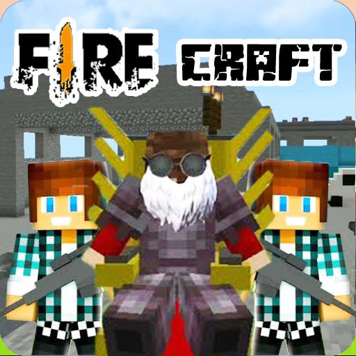ikon Mod Fire Craft for MCPE