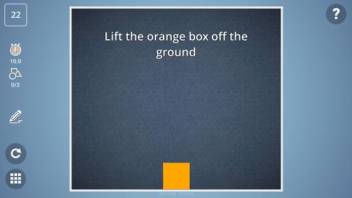 Brain It On! - Physics Puzzles screenshot 2