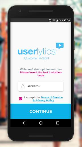 Userlytics screenshot 1