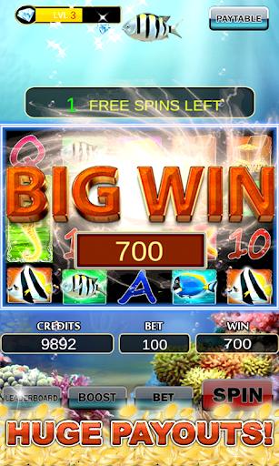 Slot Machine: Fish Slots screenshot 4