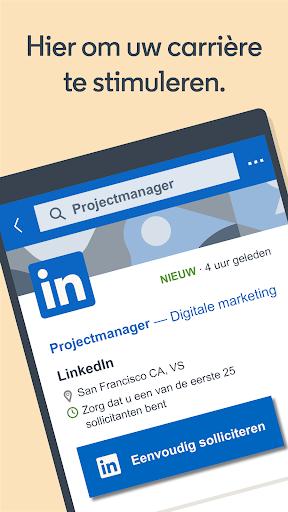 LinkedIn: Vacatures Zoeken   Zakenrelaties screenshot 1