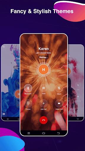 Vani Caller Theme, Call Screen, LED Name Announcer screenshot 1