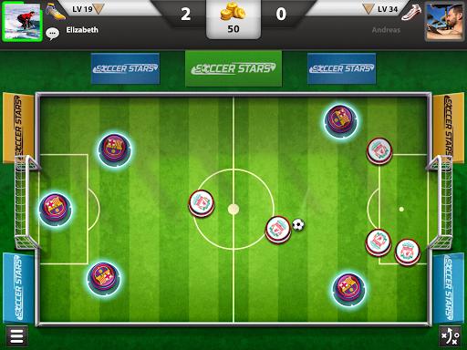 Soccer Stars 7 تصوير الشاشة