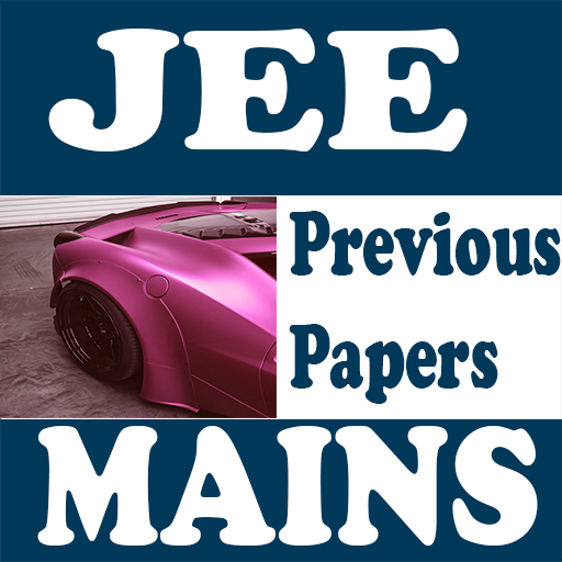 JEE Mains Previous Papers Free أيقونة