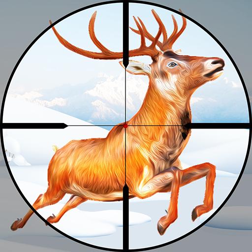 Deer Hunting Animal Clash: Wild Animal Hunter Game أيقونة