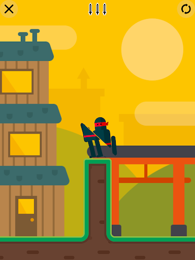 Mr Ninja - Slicey Puzzles screenshot 13