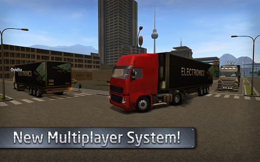 Euro Truck Evolution (Simulator) screenshot 14