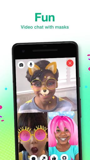 Messenger Kids – The Messaging App for Kids screenshot 3
